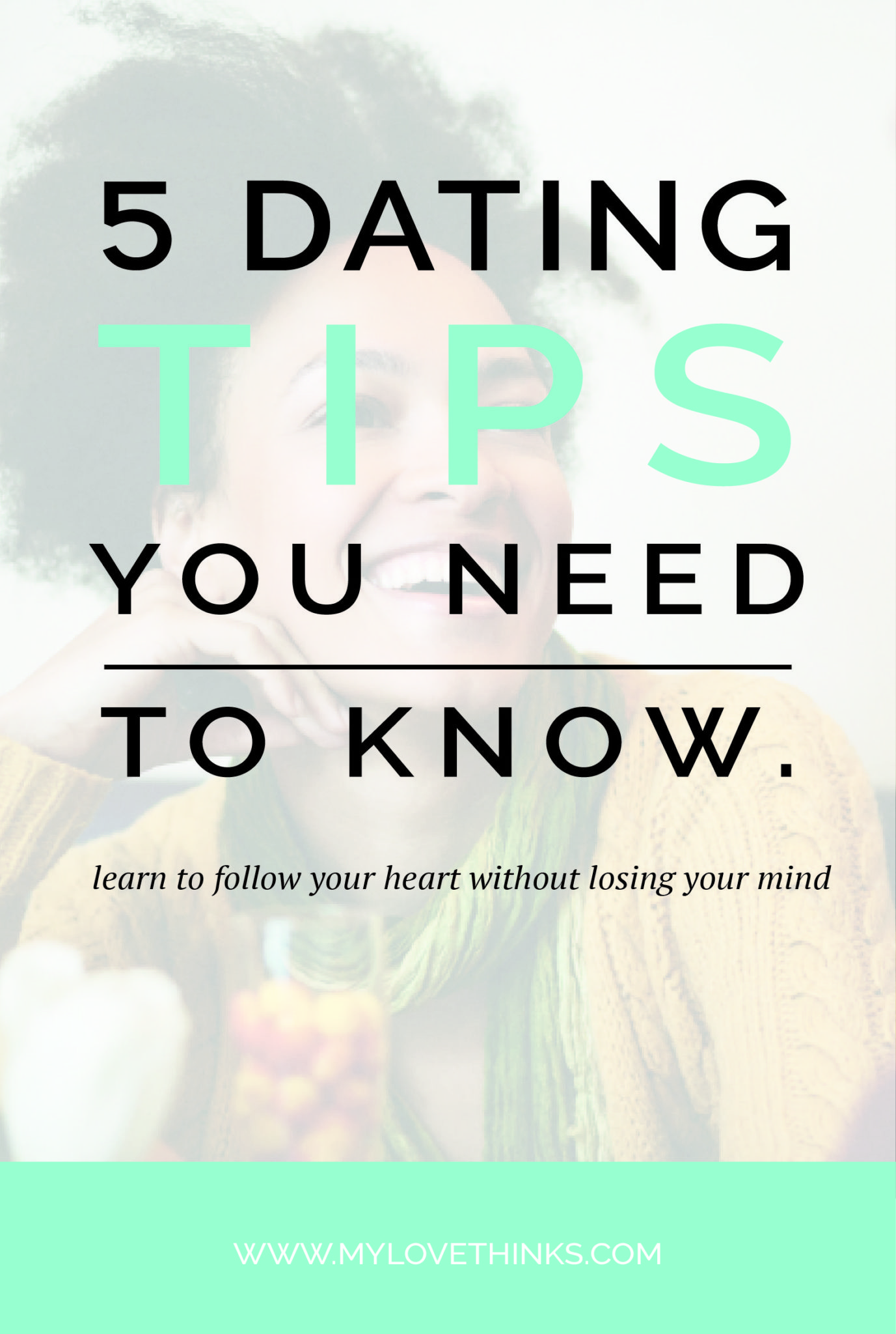 5 dating tips