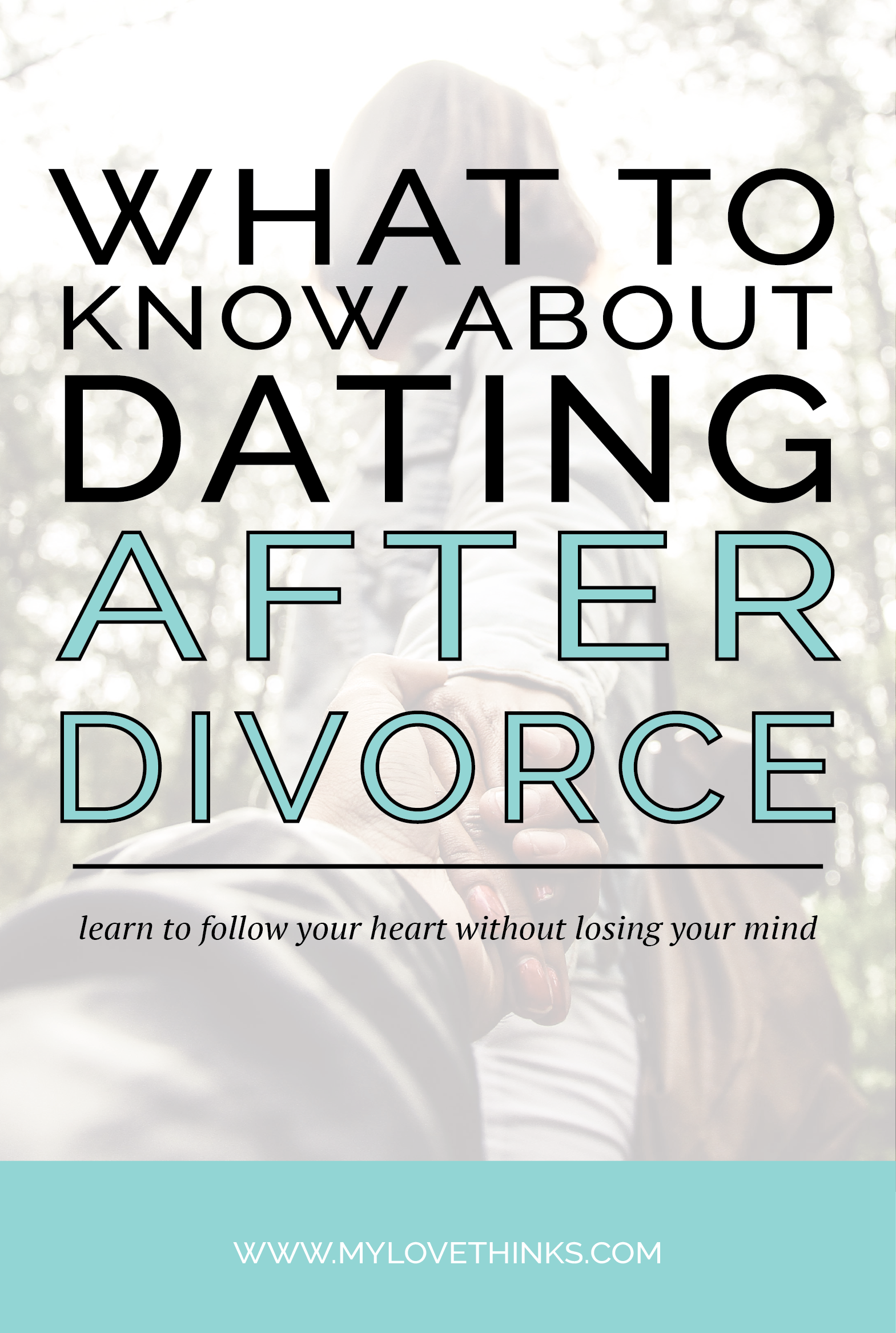 How long after divorce before dating